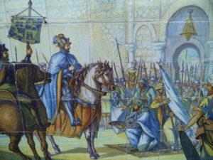 アルフォンソ6世のトレド奪回