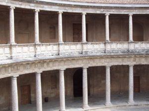 アルハンブラ宮殿カルロス5宮