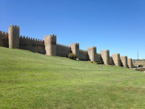 アビラ城壁