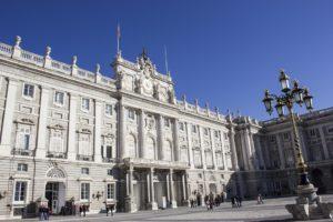 マドリード王宮