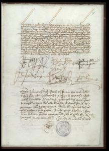 トルデシージャス条約