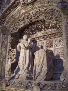 アルフォンソのお墓
