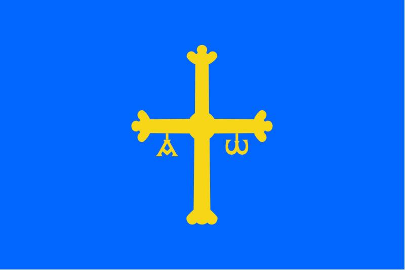 アストゥリアス旗