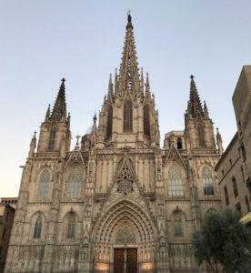 バルセロナ、カテドラル