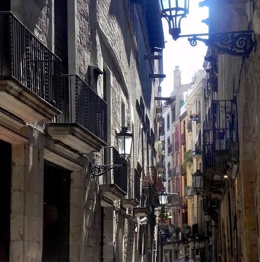 バルセロナの魅力<ガウディだけじゃない魅力的な街バルセロナ>