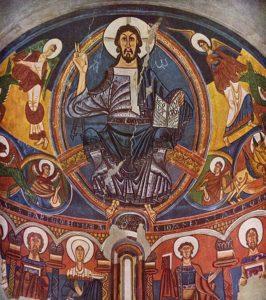 カタルーニャ美術館タウルのキリスト