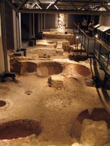 バルセロナ歴史爆物館