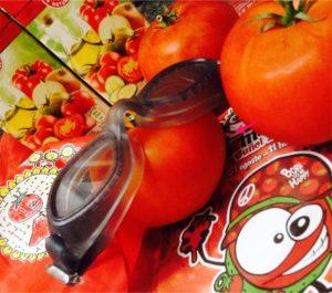 ガスパチョとトマト