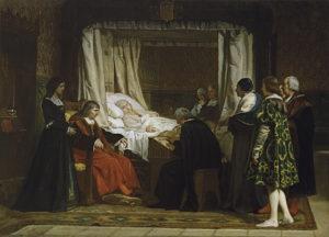 イサベル女王最後の日