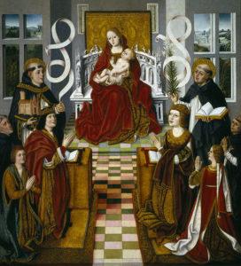 カトリック両王とその子供達