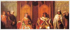 カトリック両王の結婚