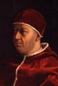 ローマ法王レオ10世