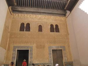 アルハンブラ宮殿メスアール宮
