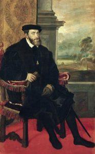 カルロス5世1548年