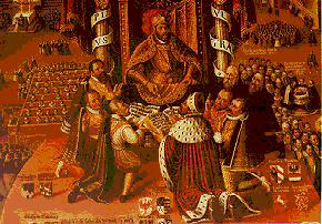 アウグスブルグ1530年