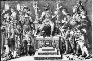 カルロス5世と負けた人達