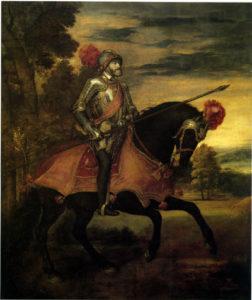 カルロス5世ミュールベルグの戦い