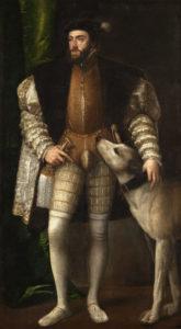カルロス5世1530年