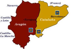 カタルーニャとアラゴン