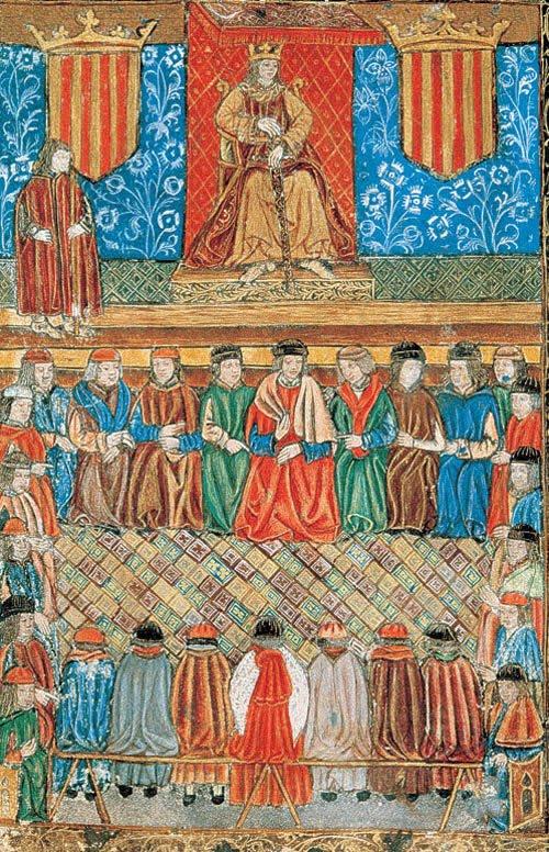 <カタルーニャ>スペインから独立を希望する州カタルーニャについて(民族や歴史)。