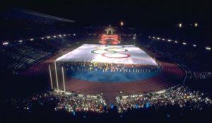 バルセロナオリンピック1992年