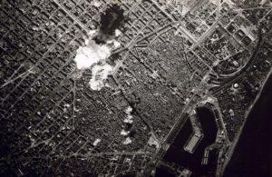 バルセロナの空爆
