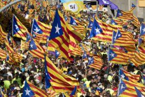 カタルーニャの日2014