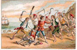 1640年の農民の反乱