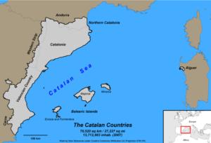 カタラン語圏