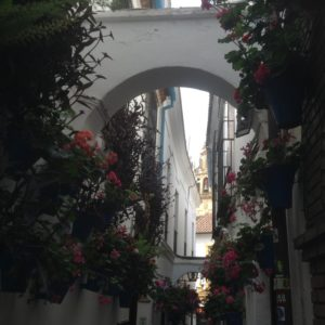 コルドバの旧市街