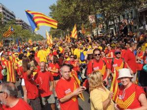 カタルーニャ・ディア―ダ2014
