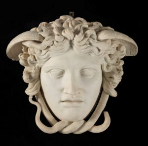 メドゥサの頭