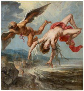 イカロスの墜落