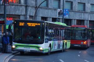 ビルバオ市バス
