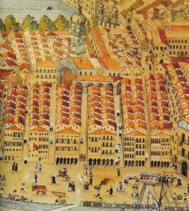 中世のビルバオ