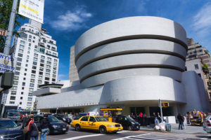 ニューヨークグッゲンハイム美術館