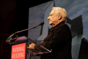 建築家フランクオーゲイリー