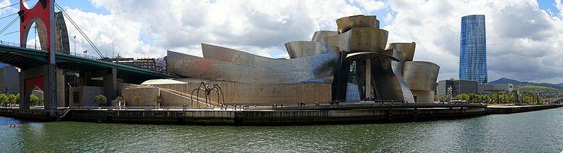 ビルバオとグッゲンハイム美術館<世界で最も成功した再開発ビルバオ効果の街と近代アート>