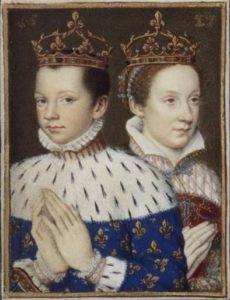 フランソワとメアリー