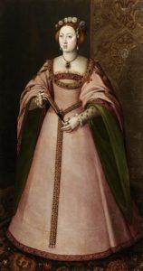 マリアマヌエラ、フェリペ2世の最初の妻