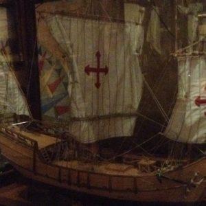 キャラベル船