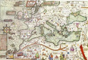 カタラン地図
