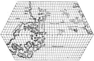 トスカネッリの世界地図