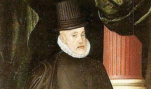 フェリペ2世1590-98頃