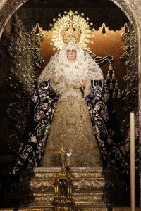 マカレナのマリア像、セビージャ