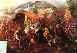 コルテスのマヤ襲撃