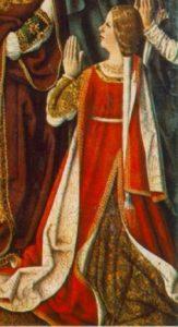 長女イサベル王女