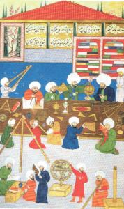 16世紀の天文学者