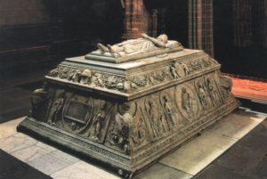 ファンの墓