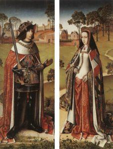 ファナとフェリペ 1505年頃